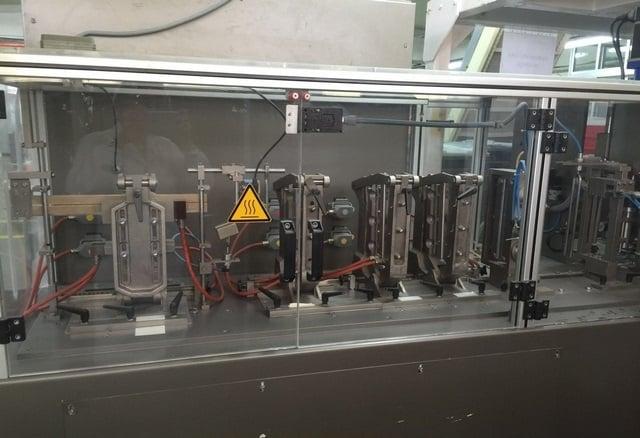 Automat pakujący poziomy do saszetek ROVEMA HVS-160U