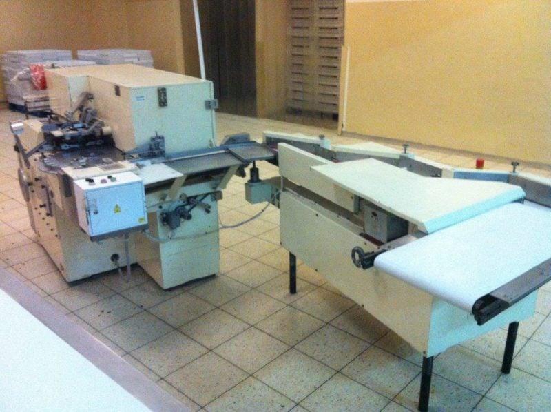 Automat Pakujący do pralinek NAGEMA LPM/1 (LPM1)