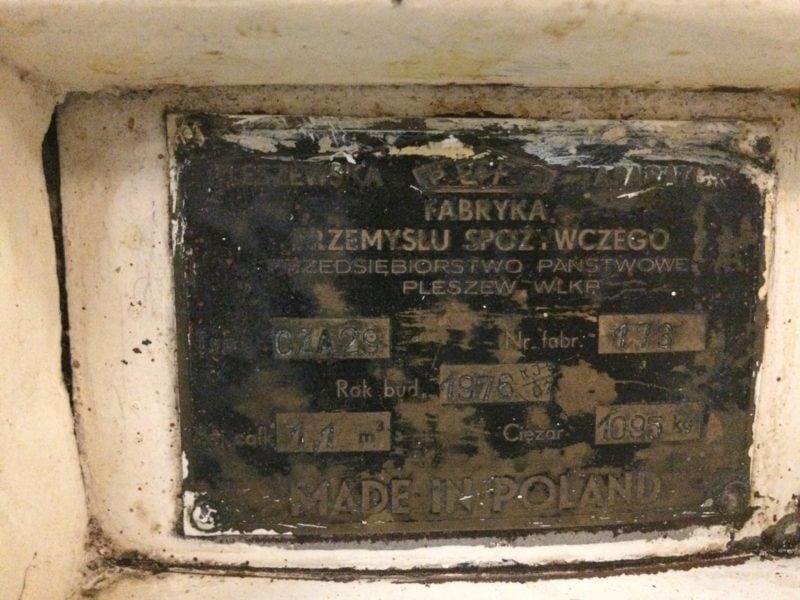 Roztapiacz Do Czekolady – 1400kg