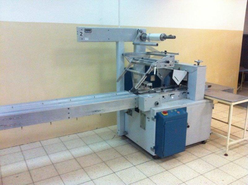 Automat pakujący poziomy Flowpack IMS O1BB1 (2 szt.)