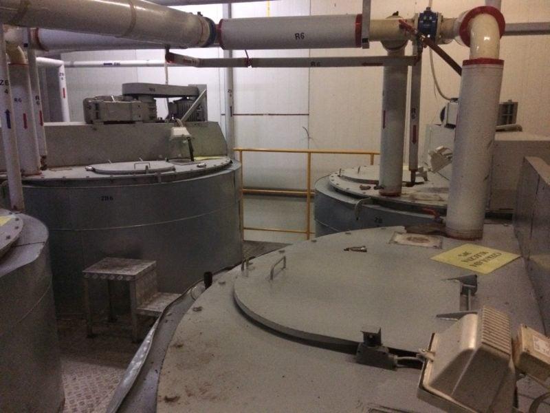 Zbiornik do czekolady – 18.000kg