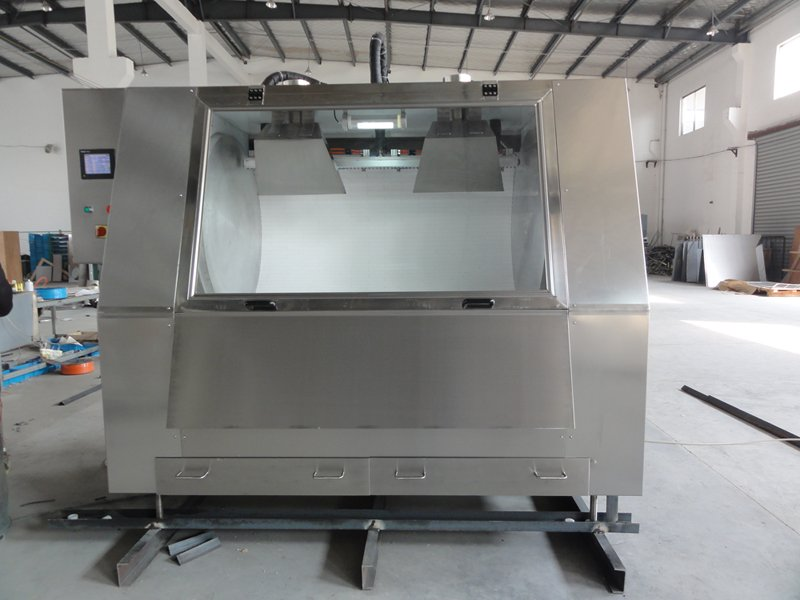 Chocolate Coating Cabin 1600mm (NEW)