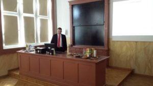Wykład W Kole Naukowym SIMP – Automaty Pakujące, Dozowniki Oraz Urządzenia Pomocnicze (26 Czerwca 2015)
