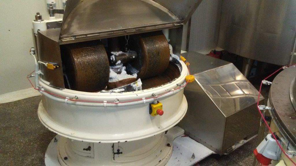 Melanżer Granitowy – Pojemność 100-150kg