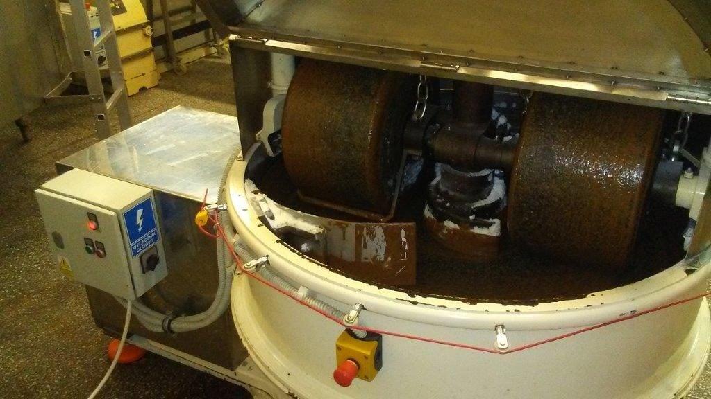 Melanżer Granitowy - Pojemność 100-150kg