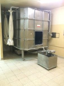 Fabryka Rurki Waflowej z kompletnym wyposażeniem