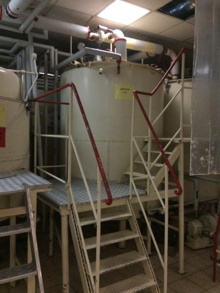 Chocolate Tank – 4650kg