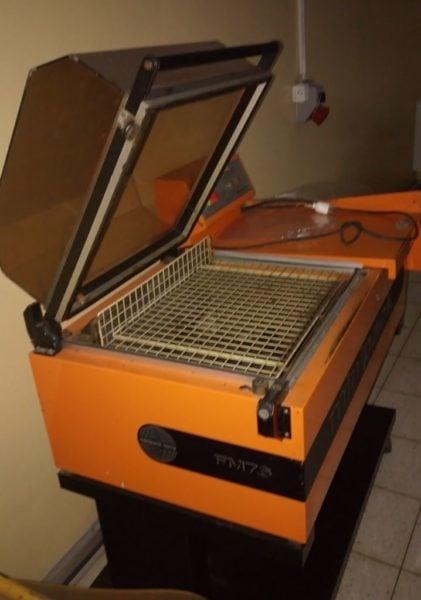 Foliowarka Minipack FM76