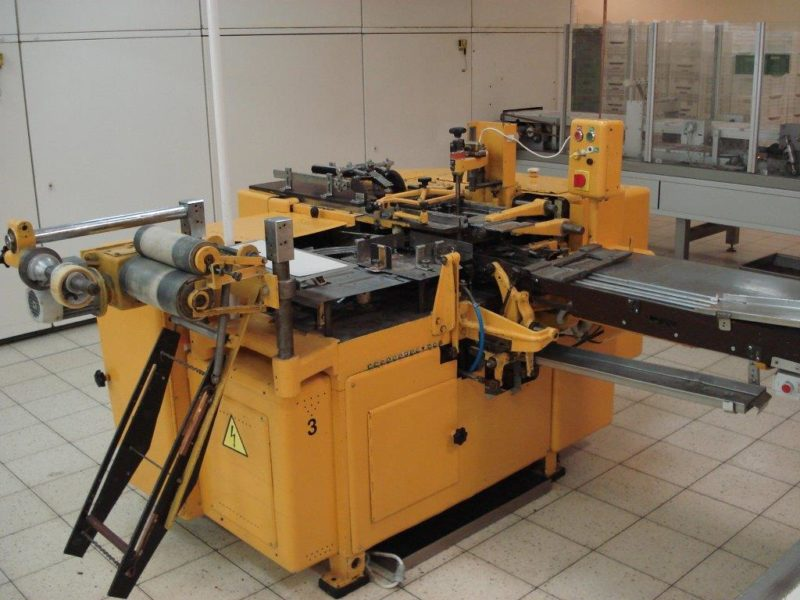 Packaging Machine TABAKUNI EE3