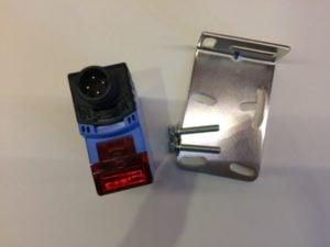 Czujnik optyczny odbiciowy SICK WT250-P440