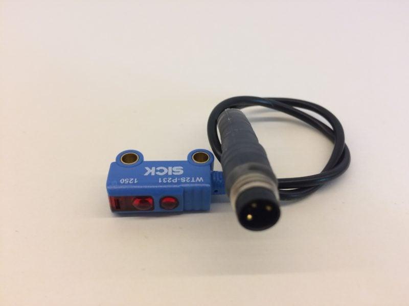 Czujnik Optyczny Odbiciowy SICK WT2S-P231