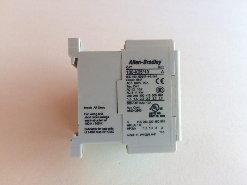 Stycznik ALLEN-BRADLEY 100-K05*10A