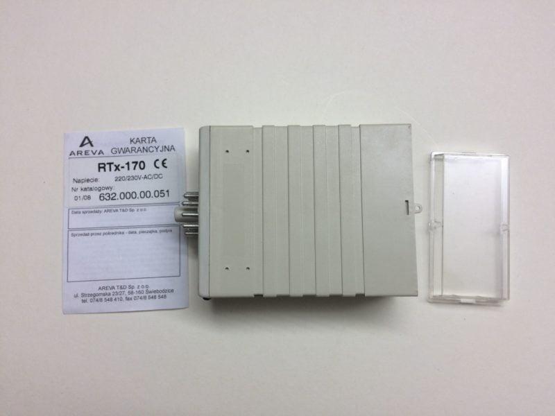 Przekaźnik Czasowy AREVA RTx-170 (0,1s-1h)