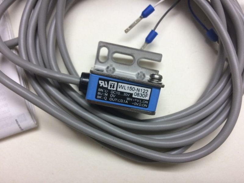 Czujnik Optyczny Odbiciowy SICK WL150-N122