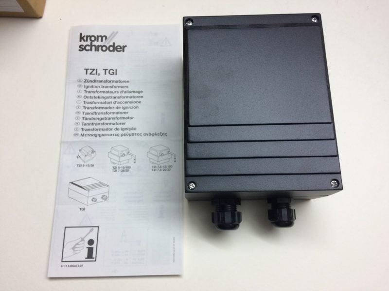 Transformator Zapłonowy KROMSCHRODER TGI 5 15/100W