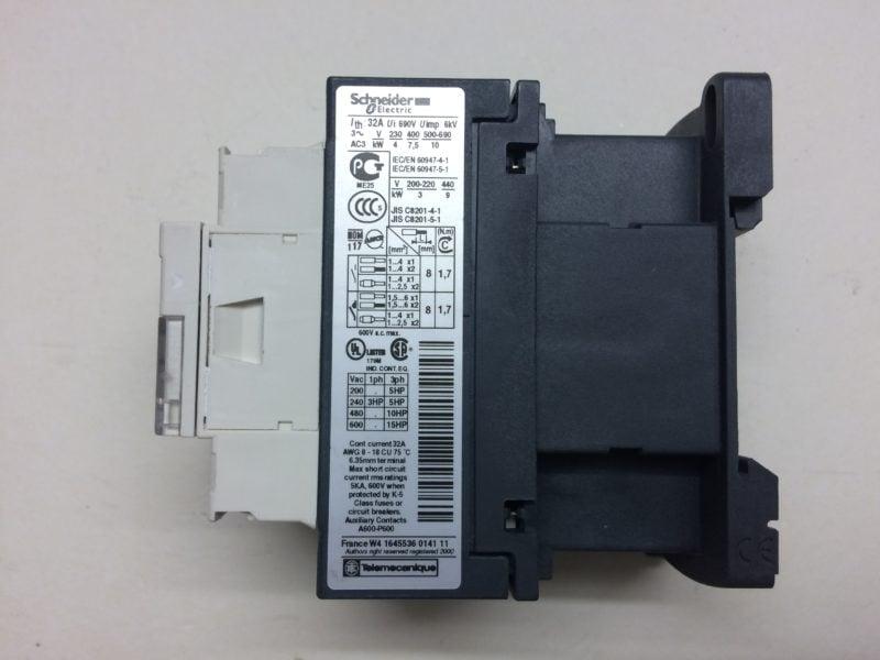 Stycznik SCHNEIDER ELECTRIC LC1D18
