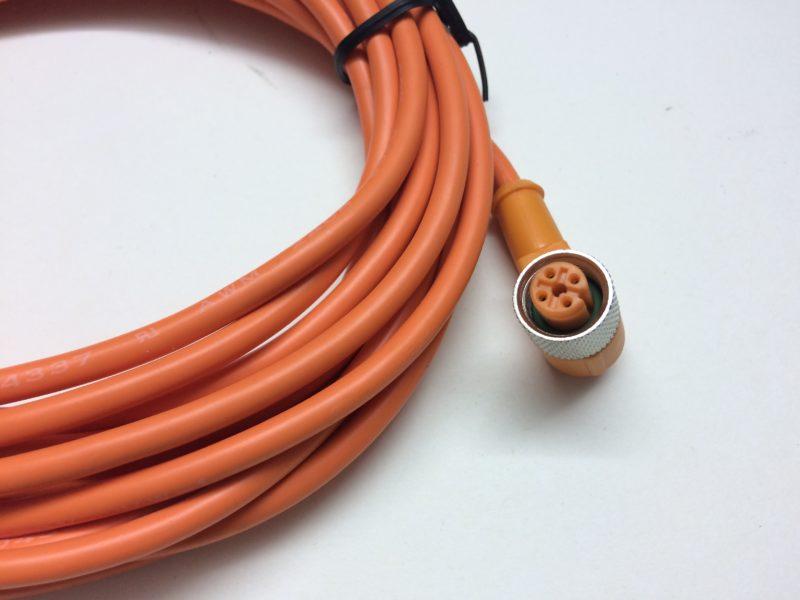 Przewód SICK 6009867 0-34 (Gniazdo 4 PIN)