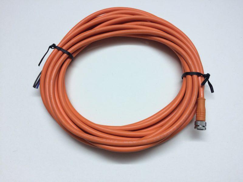Przewód SICK 6009872 9-10 W8 (Gniazdo 4 PIN MINI)