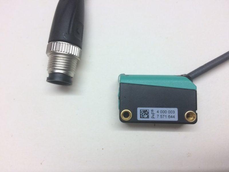 Czujnik Fotoelektryczny Refleksyjny PEPPERL FUCHS ML100-55/103/115b