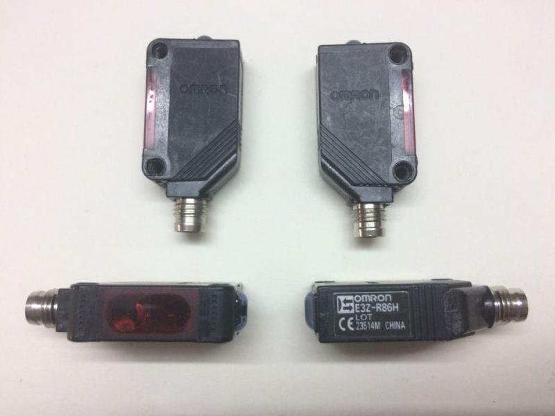 Czujnik Fotoelektryczny Refleksyjny OMRON E3Z-R83H (23514M)