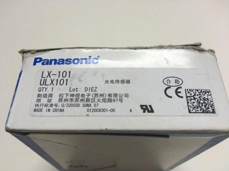 PANASONIC LX-101 (ULX101) Czujnik Optyczny Programowalny