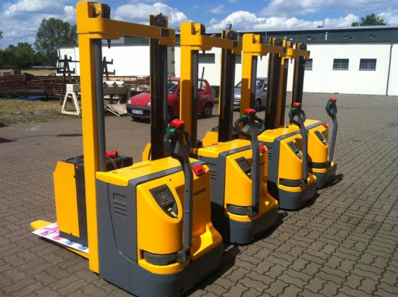 Forklift Jungheinrich EJC 12G (Last Piece Available)