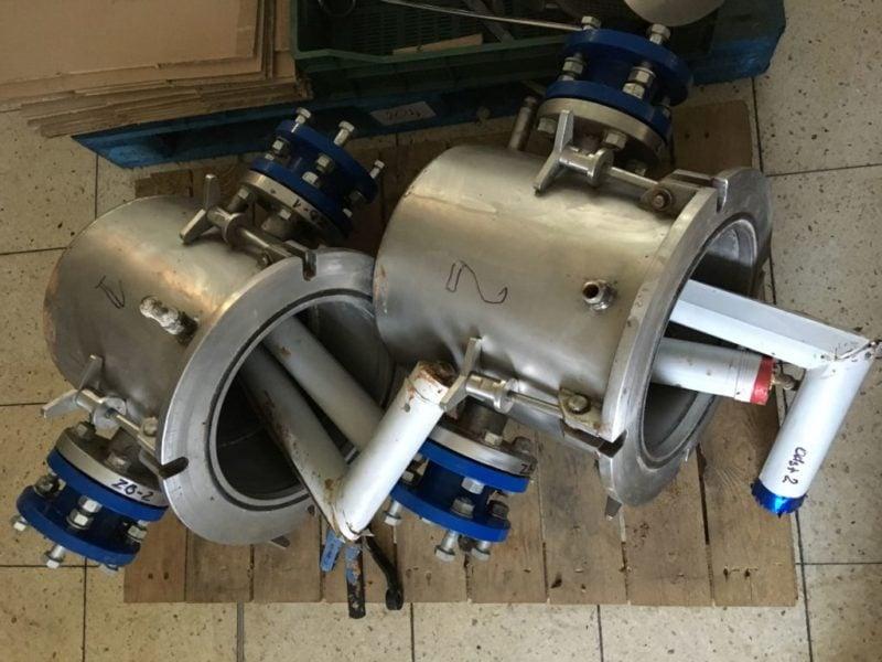 Separator Magnetyczny Do Czekolady (Płaszcz Grzewczy)