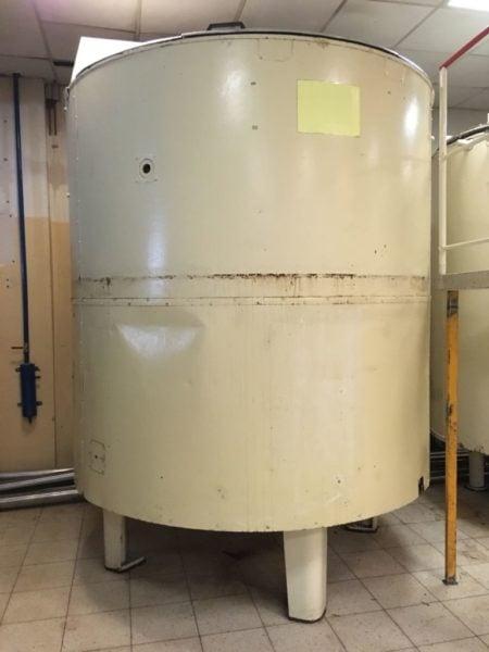 Zbiornik Do Czekolady (Płaszcz Grzewczy)-6900kg