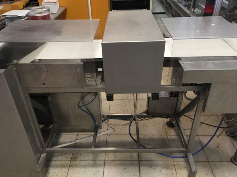 Detektor Metalu SARTORIUS (Okno 360x50mm)