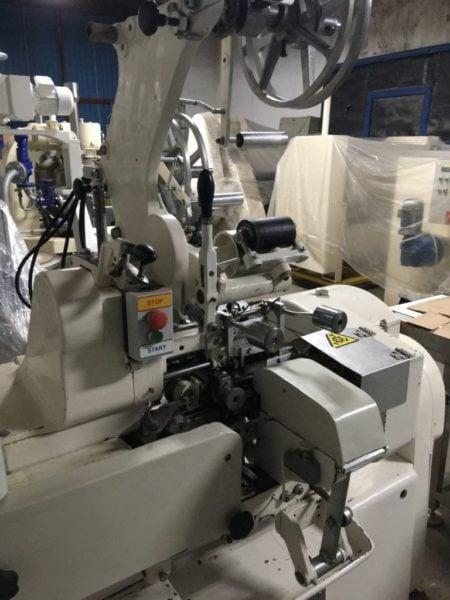 Vienna Fold Packaging Machine (Like EW10,Fully Refurbished)