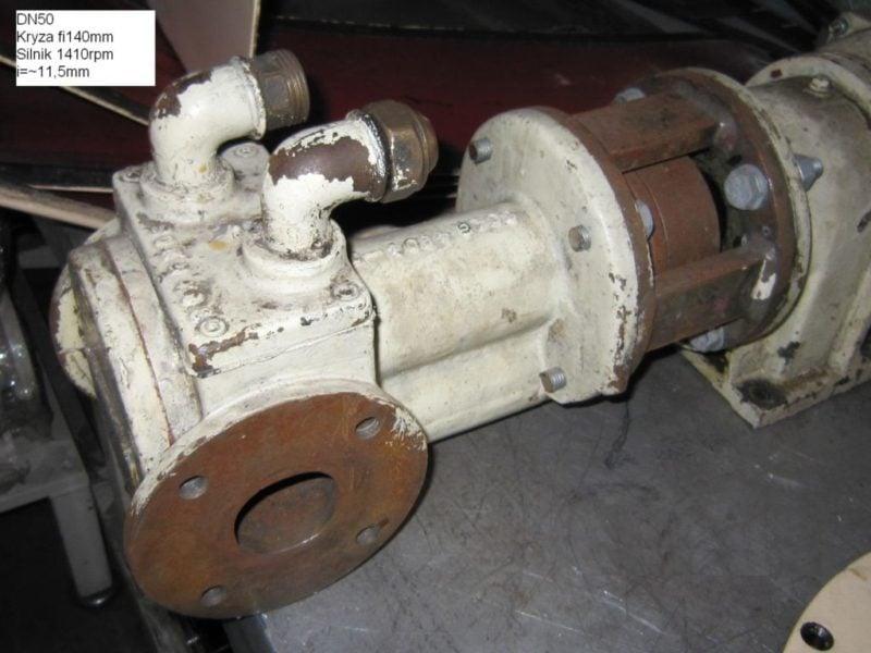 Pompa Do Czekolady SOLLICH STP 1500