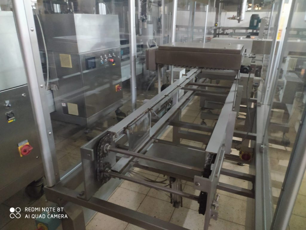 Linia do produkcji czekolady Aasted Mikroverk Midi C425