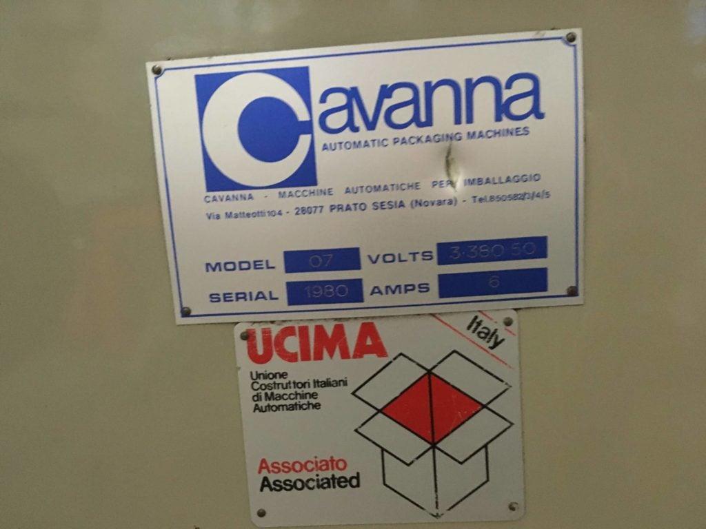 Flowpack-CAVANNA 07 (Po Remoncie)