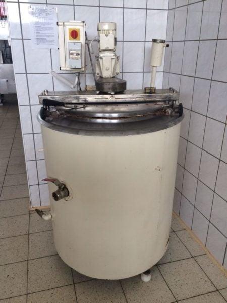 Zbiornik Do Czekolady 250L