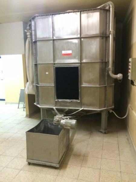 Zbiornik Do Mąki 5.000kg