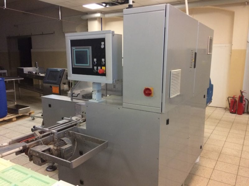 Automat Pakujący do tabliczek czekolady Loesch LTM-GG