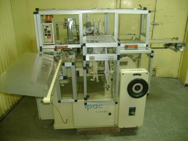 IPAC-AFC2 DF – Automat Do Pakowania Małych Czekoladek