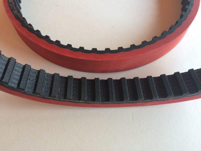 Pas Napędowy Zębaty 210L B=16mm   Pokrycie TENAX 6mm