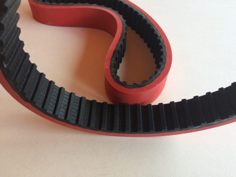 Pas Napędowy Zębaty 210L B=25mm   Pokrycie TENAX 6mm