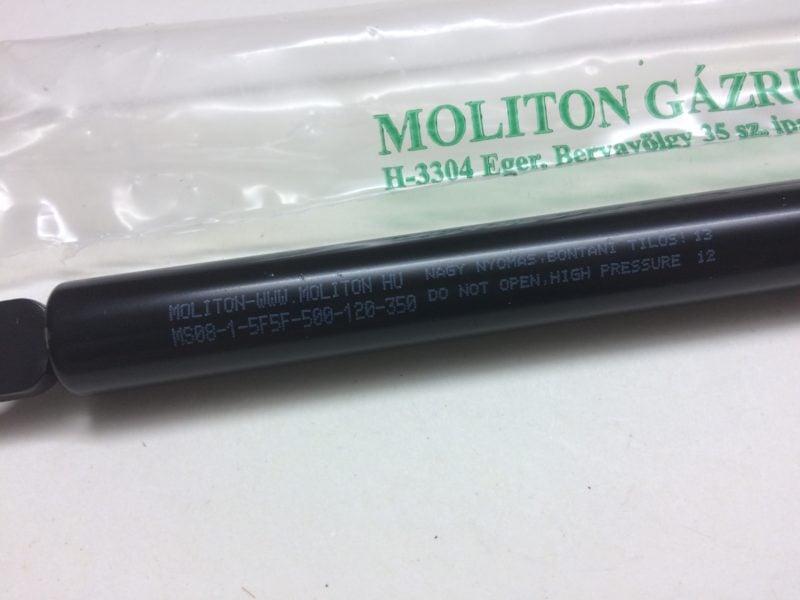 Amortyzator Gazowy MOLITON MS08-1-5F5F-500-120-350