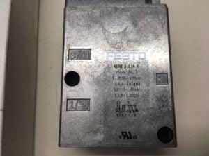 Elektrozawór FESTO MFH-3-1/4-S
