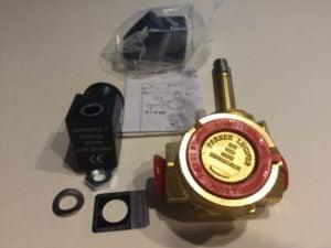 Zawór Elektromagnetyczny Parker Lucifer 321K3106 K 11A ND12 1/4″