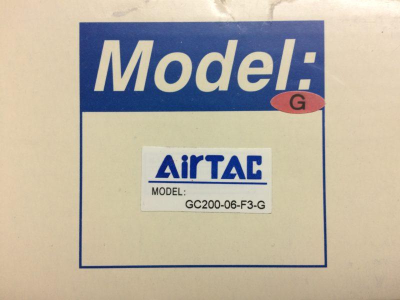 Zespół Przygotowania Powietrza AIRTAC GC200-06-F3-G