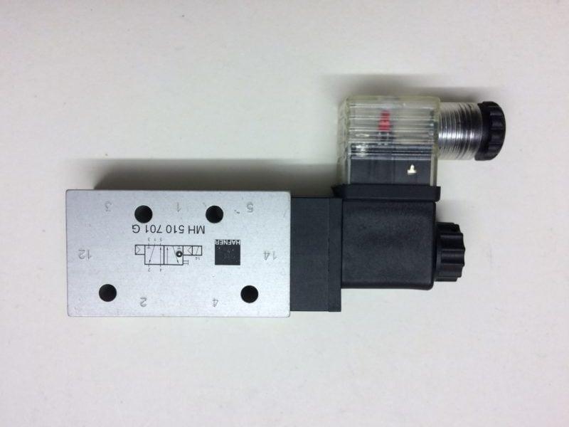 Elektrozawór HAFNER MH 510 701 G