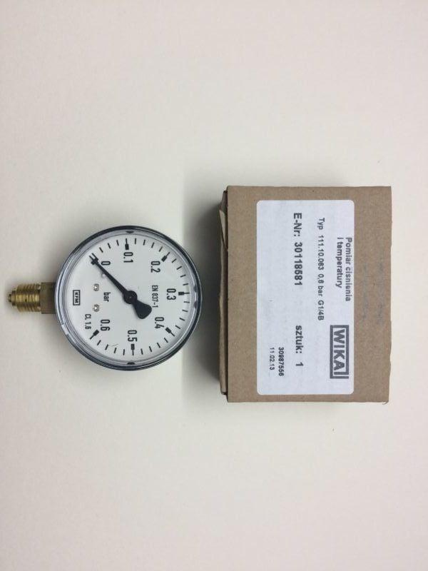Manometr WIKA 111.10.063 0,6 Bar G1/4B