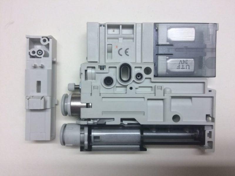 Elektrozawór SMC ZK2F12K5NL3-08