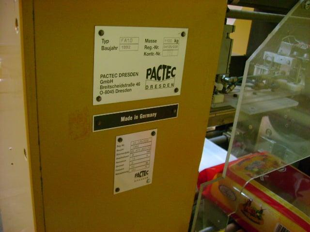 Flowpack-PACTEC FA 10
