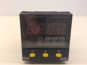 Regulator LUMEL RE43 (Wyk.4151100)