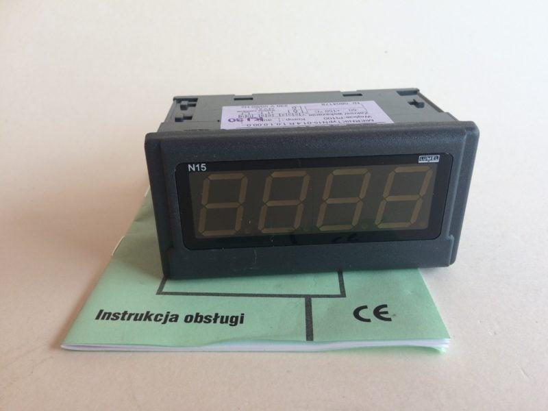 Miernik Temperatury LUMEL N15