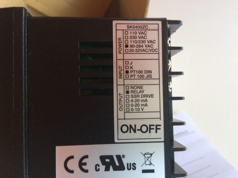 Regulator Temperatury INTROL TROL-404 (0-100C)